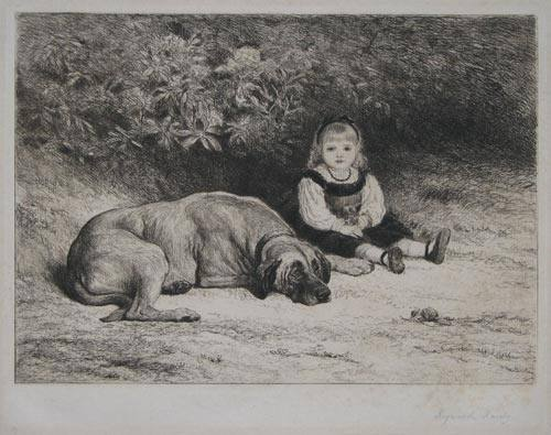 Mastiff art 1843-1933