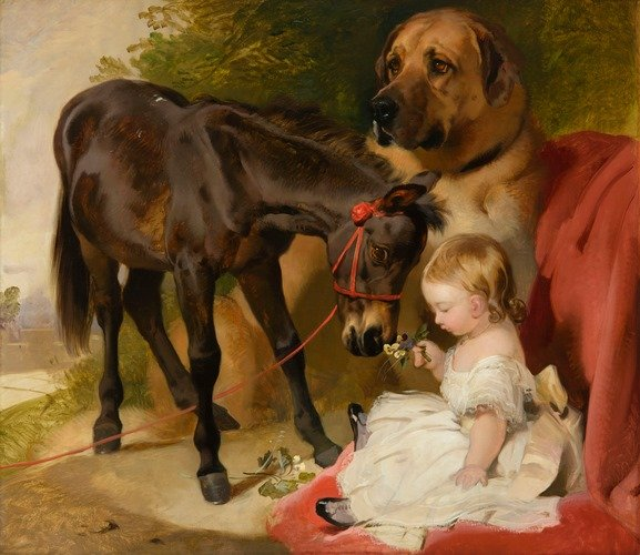 Mastiff art 1842